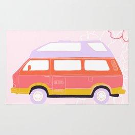 Willa - Van Life Series Rug