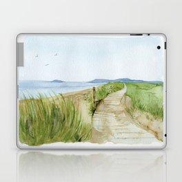 Inverness Beach Laptop & iPad Skin