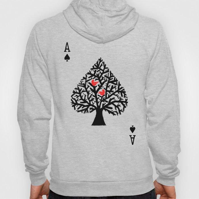 Ace of spade Hoody