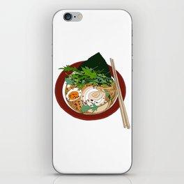 Soy Ramen Noodle iPhone Skin