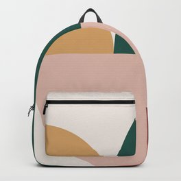 Abstract Geometric 11 Backpack