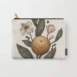 Clementine Carry-All Pouch