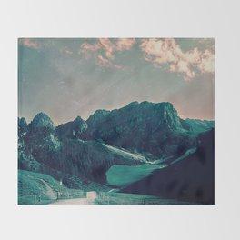 Mountain Call Throw Blanket