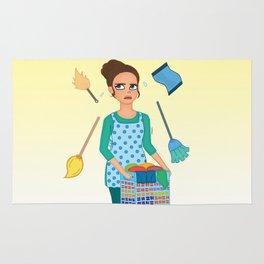House Chores Rug