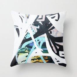 BRAVA 4 Throw Pillow