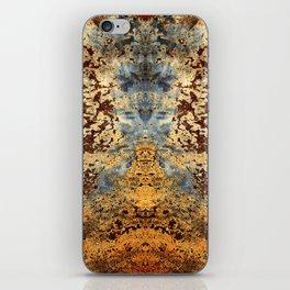Beautiful Rust iPhone Skin