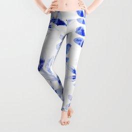 Watercolor Floral VVII Leggings