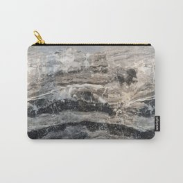 Deep Marble Carry-All Pouch