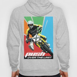 Motocross - Push Over The Limit Hoody