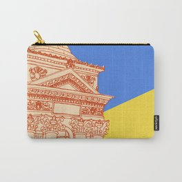 205 Yonge Street Carry-All Pouch