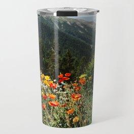 Mountain garden Travel Mug