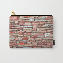 Brick Wall (Color) Carry-All Pouch