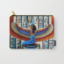 Goddess Isis Carry-All Pouch