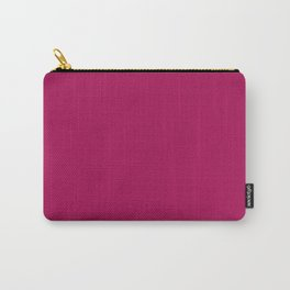 Red Plum Carry-All Pouch