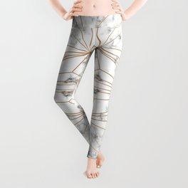 Marble & Gold 046 Leggings