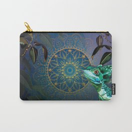 Basilisk Lizard Carry-All Pouch