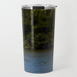 Manatee Zone Travel Mug