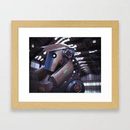 K.A.D.U Framed Art Print