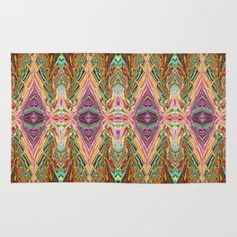 Digital Art: Abstract - Rediscover Rug