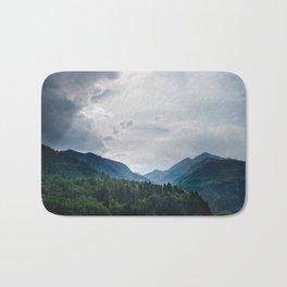 Telluride Mountains Bath Mat