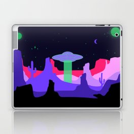 Hello ufo Laptop & iPad Skin