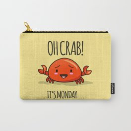 Crabby Day! Carry-All Pouch