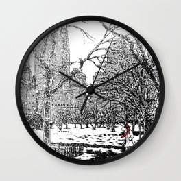If You Really Want to Hear About It... Wall Clock