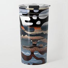 buried symbol Travel Mug