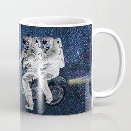 Travel in space Coffee Mug