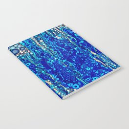 Bubbling Waters Notebook