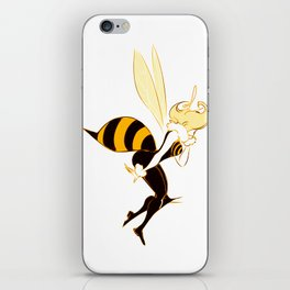 Queen Bee iPhone Skin