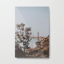 san francisco, california Metal Print