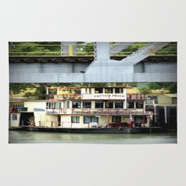 Captain Proud - Under the Bridge Rug