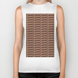 The Pears Fresco With a Crackle Finish #Society6 Biker Tank