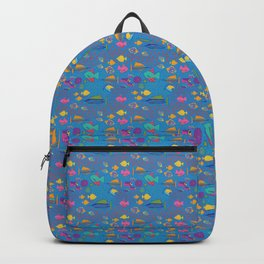 School's Out Fish in the Sea Backpack