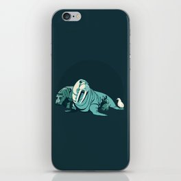 I Am the Walrus - Magical Mystery Tour Album Design iPhone Skin