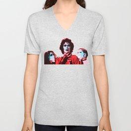 The Rocky Horror Picture Show - Pop Art Unisex V-Neck