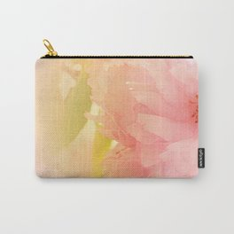 Cherry Blossom Glow Carry-All Pouch