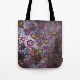 Connected Universe Tote Bag