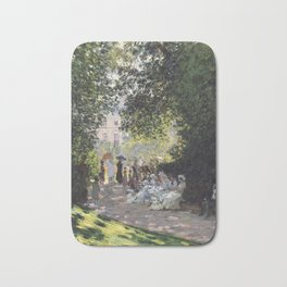 The Parc Monceau Bath Mat