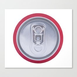 Drink can Canvas Print