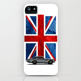 My name is 5, DB5 iPhone Case
