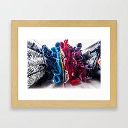 Clothing Framed Art Print