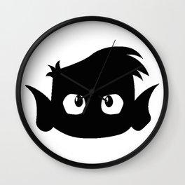 Teen Titans Go - Shadow Boy Beast Wall Clock