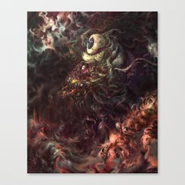 Star Eater Canvas Print