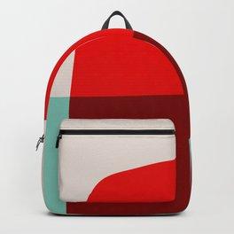 Mid Century Minimal 7 Backpack