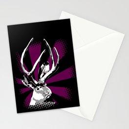 Jackalope Stationery Cards