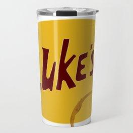 Luke's Diner (Coffee Stain) Travel Mug