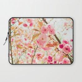 Pink Blooms (2) Laptop Sleeve