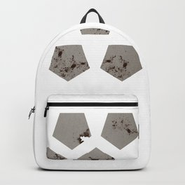 Pentagons of May 6 Backpack